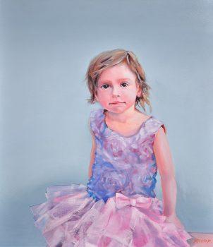 Portret Marysi